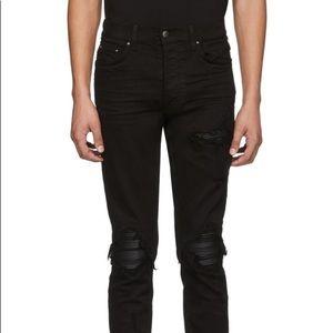 AMIRI Jeans MX1 Black